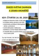 Zájezd Kroměříž